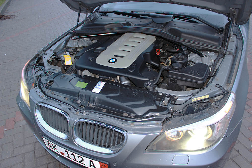 bmw e60 common problems
