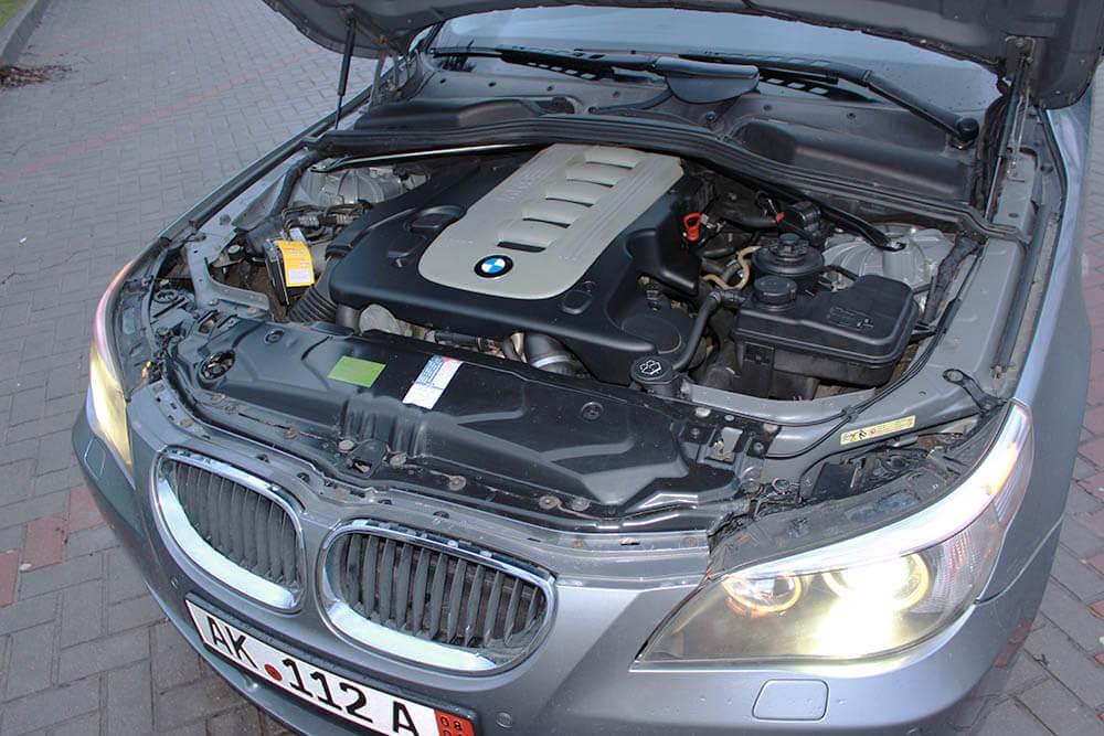 Common problems on BMW E60 5 Series